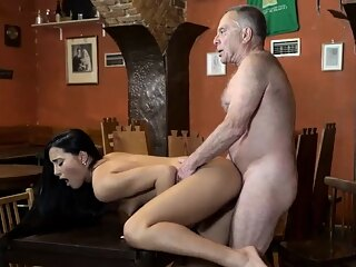 Xbabe brunette doggystyle hd