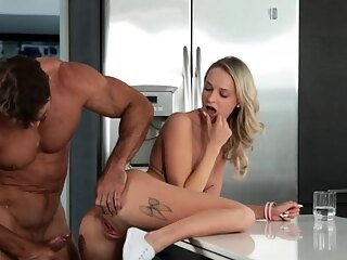 Xbabe blonde doggystyle hardcore