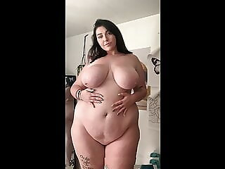 Xbabe bbw shower big boobs