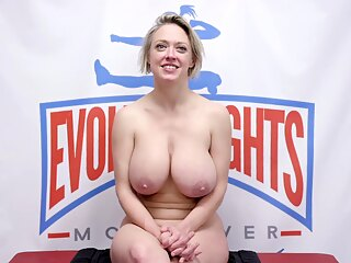 Xbabe bdsm big tits blonde