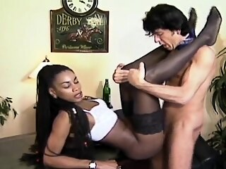 Xbabe anal babe black and ebony